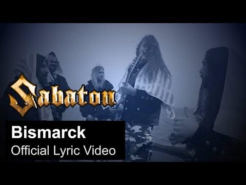 SABATON - Bismarck (Official Lyric Video)