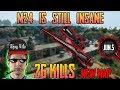 M24 is INSANE - Shroud 26 kills SOLO FPP NEW MAP [Jun-5] - PUBG HIGHLIGHTS TOP 1 #118