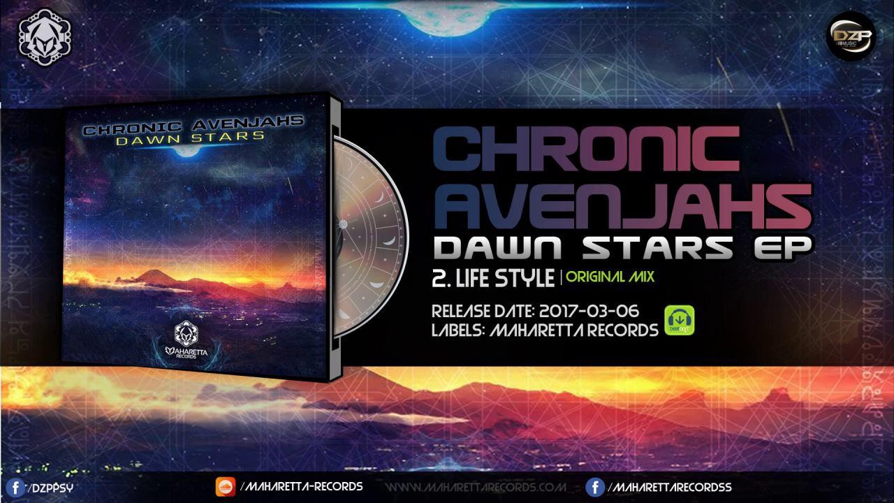 Chronic Avenjahs & MegaDrop & Helios - Feel The Flow