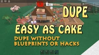 """HOW to """"DUPE BASE IN LUMBER TYCOON 2"""" (WITHOUT HACKS OR BLUEPRINTS)"""