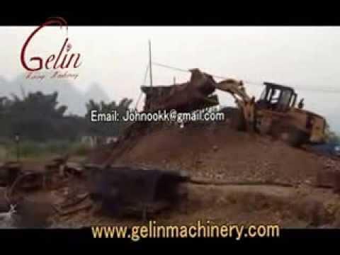 Hematite ore processing plant