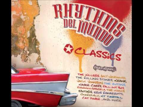 Rhythms Del Mundo feat  Rolling Stones   Under The Boardwalk 2009 mp3