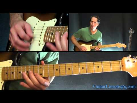 All Right Now Guitar Lesson - Free