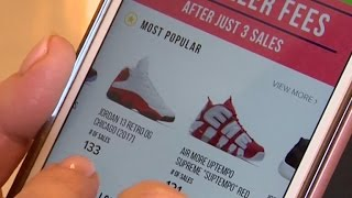 Trading Sneakers: Luxe kicks command big bucks