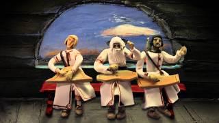 Мы живем в России - Мелодии народов России (Видеоэнциклопедия нашей страны)