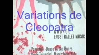 Gounod - Faust ballet music