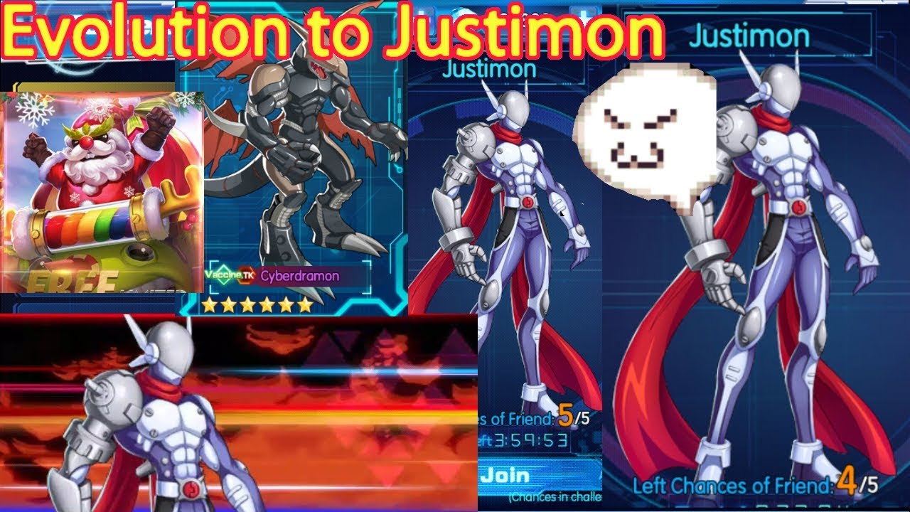 Justimon Cyber Sleuth