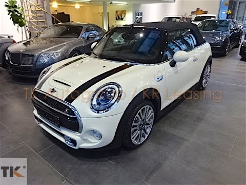 mini cooper s cabrio autom mod 2017 youtube. Black Bedroom Furniture Sets. Home Design Ideas