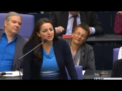 Die Grünen vs Die Linken - Auseinandersetzung zwischen Katrin Göring-Eckardt und Sevim Dağdelen
