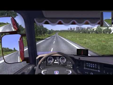 Euro Truck Simulator 2 ~ Cairo to Split ~ With Hamburg Radio Rock & Pop