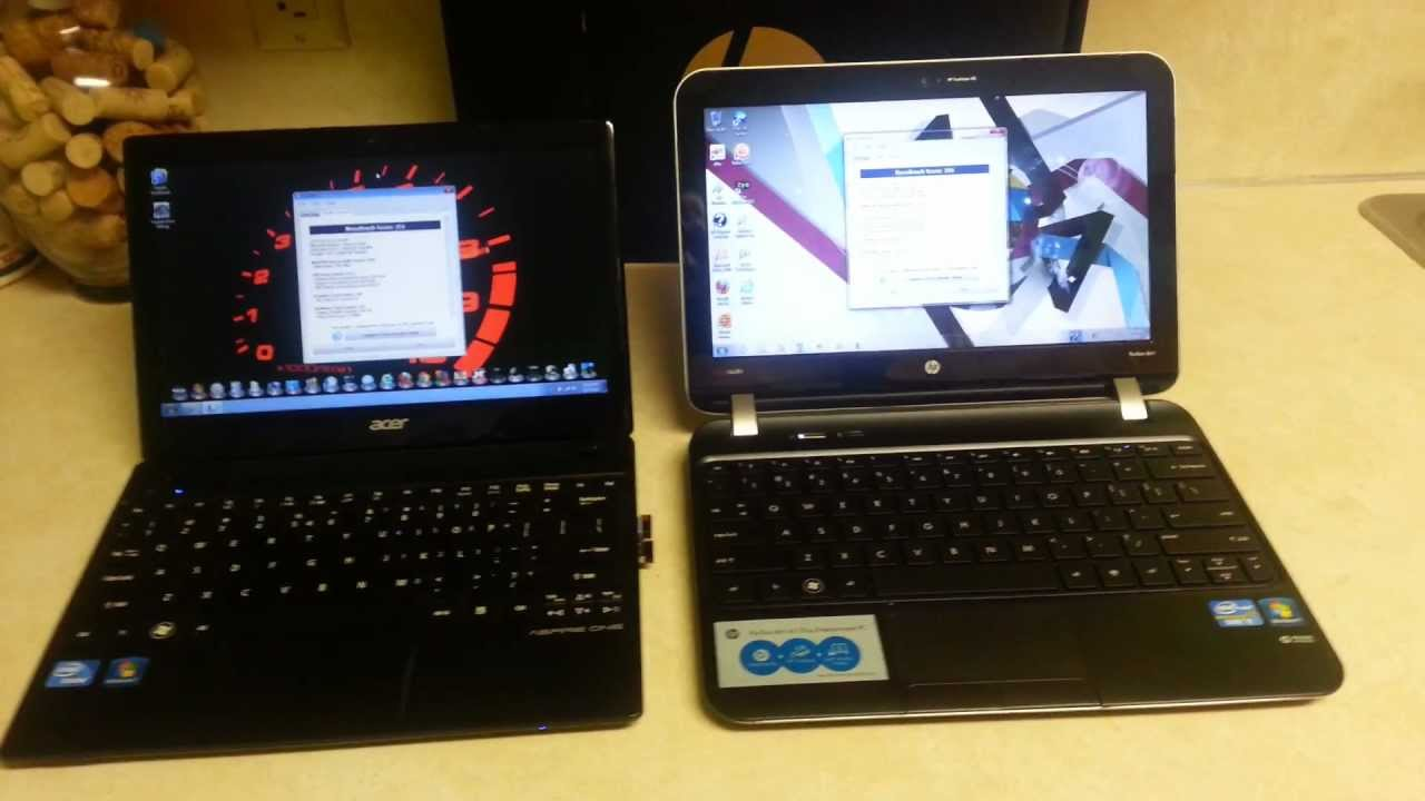 compare acer hp laptops