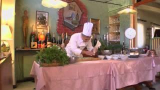 Pansoti In Salsa Di Noci 'da ö Vittoriö'