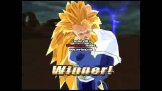 Dragon Ball Z Budokai Tenkaichi 3 Test Video