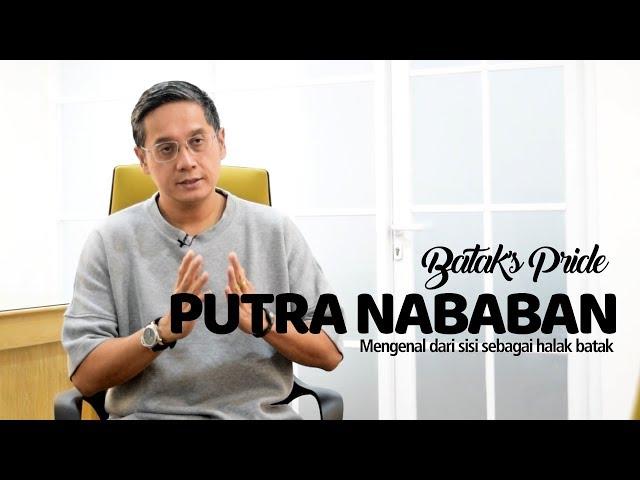 Batak's Pride - Putra Nababan