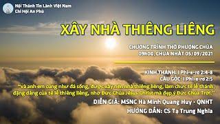 HTTL AN PHÚ - Chương Trình Thờ Phượng Chúa - 05/09/2021