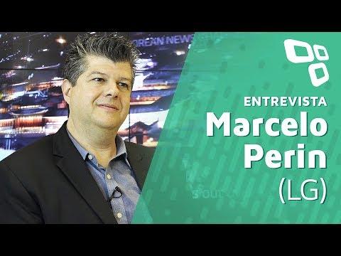 Tudo sobre os smartphones da LG - Entrevista com Marcelo Perin [TecMundo]
