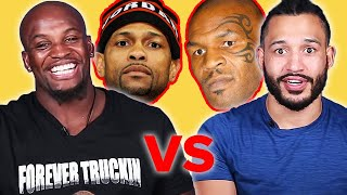Pro Boxers React To The Mike Tyson and Roy Jones Jr Fight