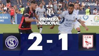 Independiente Rivadavia 2 VS. Deportivo Morón 1 | Fecha 12 | Primera Nacional 2019/2020
