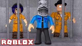 HOW TO EASILY ROB THE BANK IN JAILBREAK! Roblox Gallant, Callum and Chelsea rob a bank!
