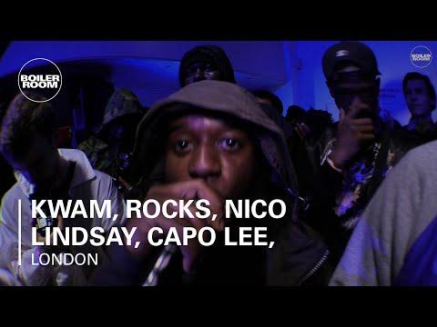 Kwam, Rocks, Nico Lindsay, Capo Lee, Obese, Darkos & DJ Frampster ICA x Boiler Room London DJ Set