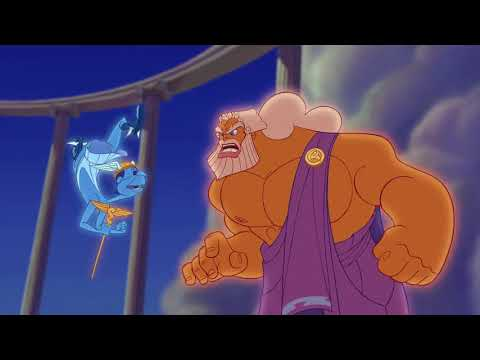 Hercules Best Scene James Woods Hades Rip Torn Zeus