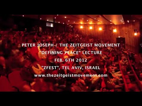 """DEFINING PEACE"" - Full Lecture 