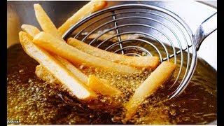Почему жареную картошку нельзя есть больше раза в неделю?