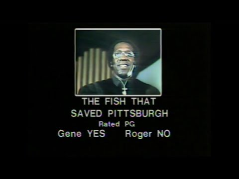 The Fish That Saved Pittsburgh (1979) Movie Review - Sneak Previews With Roger Ebert And Gene Siskel