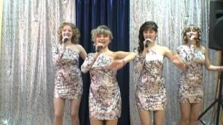 Шоу группа Серебряный дождь   Золотые якоря