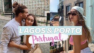 Gambar cover LISBON & PORTO PORTUGAL VLOG   Julia & Hunter Havens