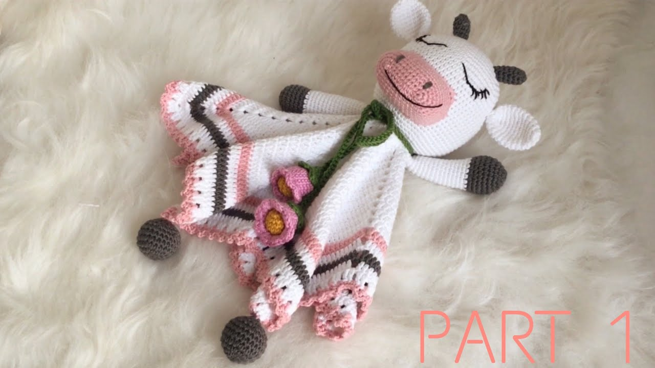Ideas | How to Crochet an Amigurumi Unicorn | 720x1280
