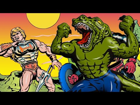9 Totally weird He-man characters you NEVER got to see
