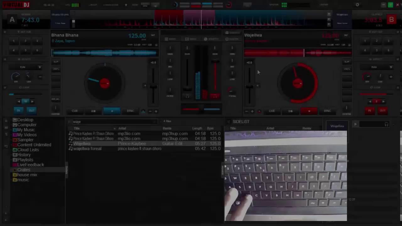 Virtual dj 8 effects shortcuts | Atomix Virtual DJ Pro 8 2 Build