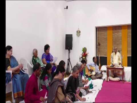 2 Music workshop by Sri Malladi Suribabu - Itarula Kashtamu Evvaderugunu