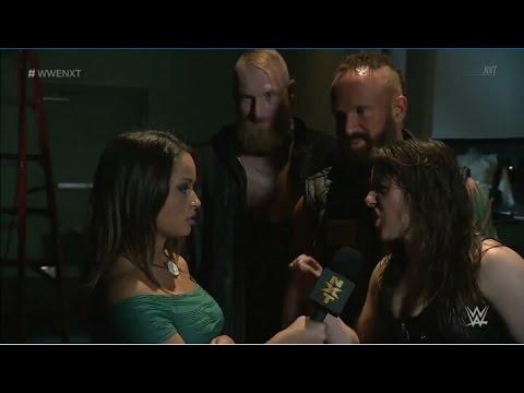 WWE NXT 2017.01.11 Nikki Cross Segment