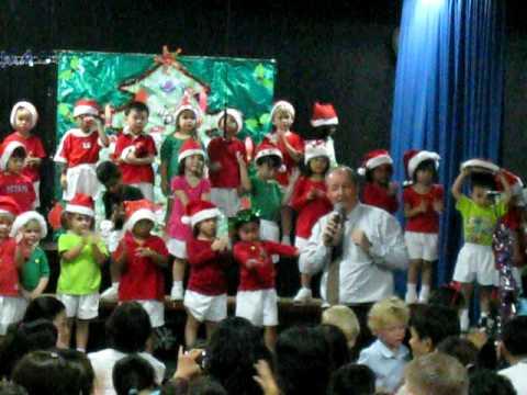 St Christophers School Carol Concert 2008 (3 & 4 yr olds...)