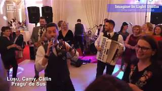 Lusu, Camelia Corches, Calin Barcean & Pragu de Sus - Colaj Live