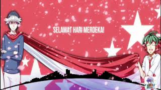 [NIGHTCORE] - Hari Merdeka (Indonesian Independence Day) Cover by Aditya Project