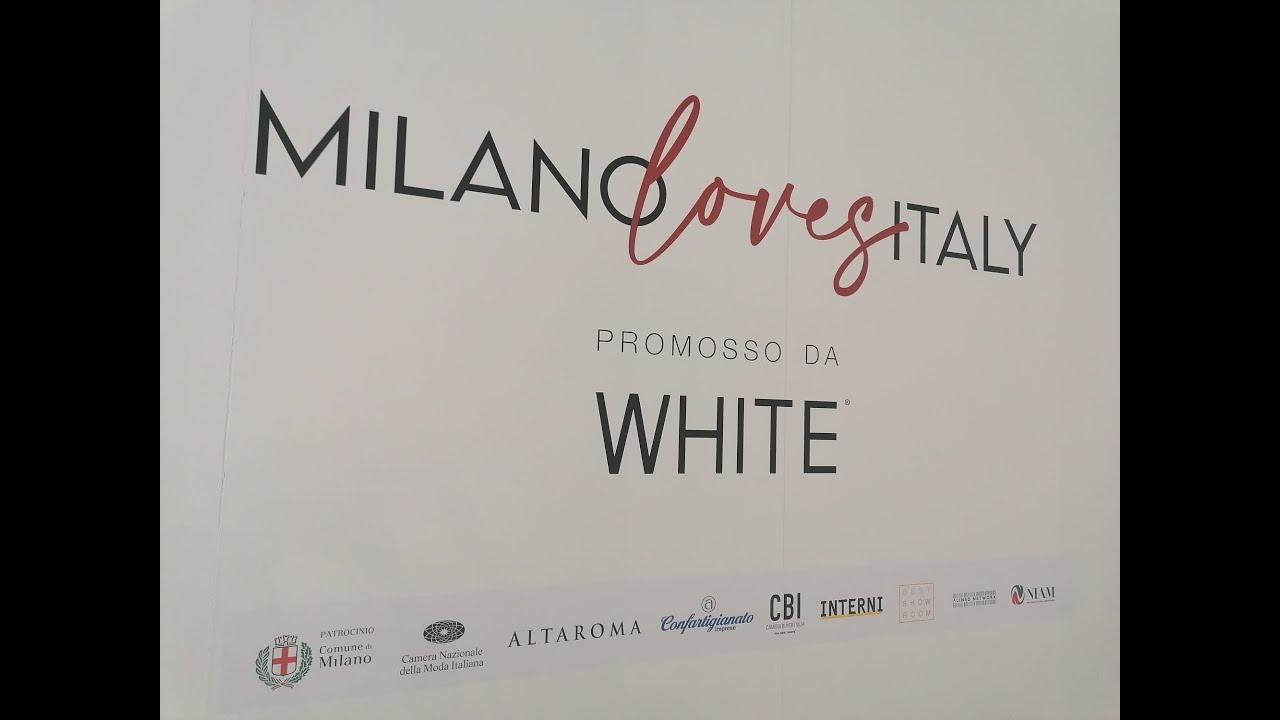 """MODA – Confartigianato """"Premiato il coraggio delle Micro e Piccole imprese presenti a White Milano"""""""