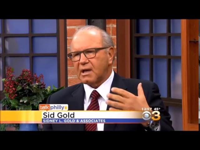 CBS Talk Philly - Sidney L. Gold - Philadelphia Employment Lawyer