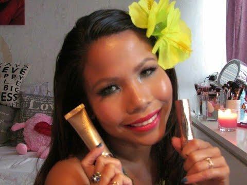 Review//One Brand Makeup Tutorial : Kiko Milano Cosmetic//2016 || IrnaVR |