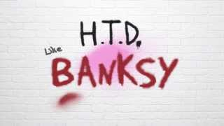 How To Draw Banksy (With Detail)