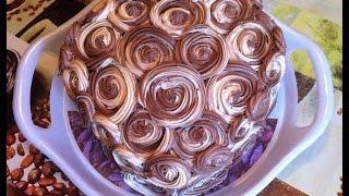 Торт Для Любимых. 14 Февраля День Влюбленных / Valentine's day / Пошаговый Рецепт