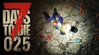 🔨 7 Days to Die [025] [Vorbereitung auf die Feralnacht] Let's Play Gameplay Deutsch German thumbnail