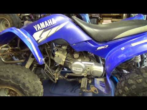 Yamaha Raptor 80, Grizzly 80, and Badger 80 - On Deck - YouTube on