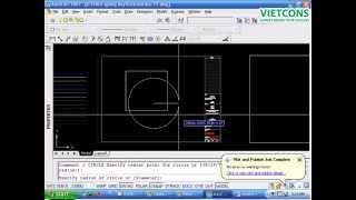 lesson 1 cc lệnh cơ bản v nng cao trong cad autocad 2007