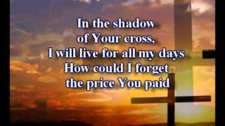In The Shadow Of The Cross - Joel Engle - Worship Video with lyrics