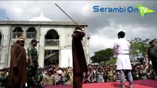 Download Lagi, 18 Pelanggar Syariat Islam Dihukum Cambuk Mp3