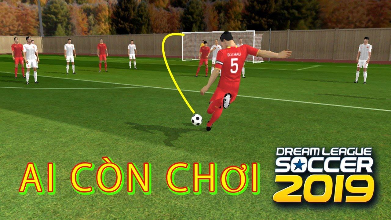 Đâu là bản Dream League Soccer hay nhất ?