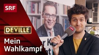 Roger Köppel will Ständerat werden | Deville